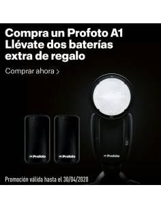 PROFOTO  A1 + 2ª Batería gratis! (Nikon TTL 901202)