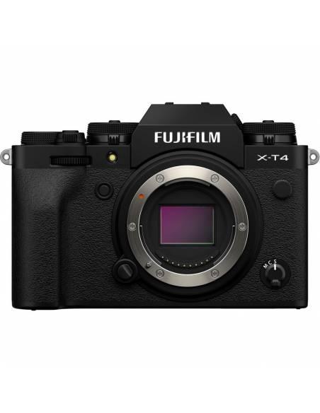 FUJIFILM X-T4 (Cuerpo) Black (Reserva de producto)