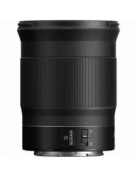 NIKKOR Z 24mm f/1.8 S (Reserva de Producto)