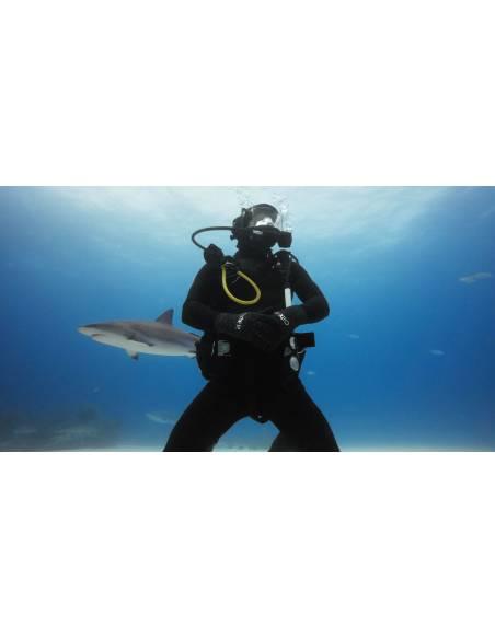 GoPro Carcasa de protecion y buceo (+10m) AADIV-001