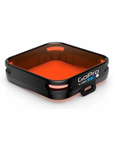 GoPro  Filtro de buceo rojo (para la...