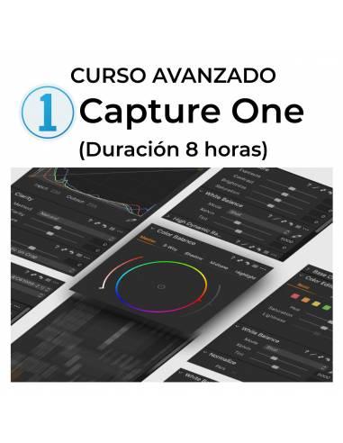 Curso avanzado Capture One | 21 Abril 2020 | 10.00hrs