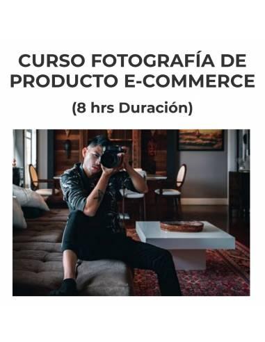 Curso de fotografía de producto e-comerce | 16 de MARZO 2020 | 10.00 h