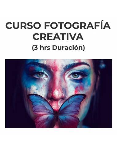 Curso de fotografía creativa. 21 de MAYO 2020/ 16.30