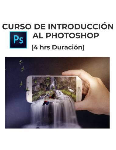 Curso de introducción a Photoshop | 11 de JUNIO 2020 | 16.00