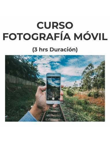 Curso de fotografía móvil | PRÓXIMAMENTE