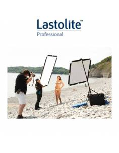 LASTOLITE Reflector Skylite 1,1 x 2mts. Plata-Blanco LR81243