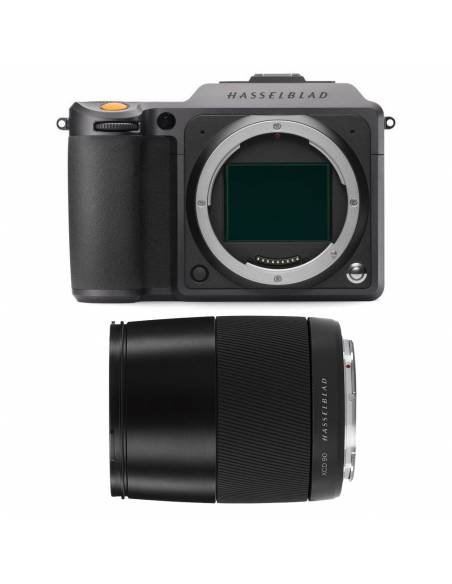 HASSELBLAD X1D II -50C + XCD90mm/3.2  **UNIDAD DEMO**