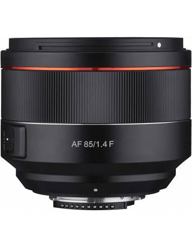 AF SAMYANG 85mm F1.4 EF (Nikon AF)