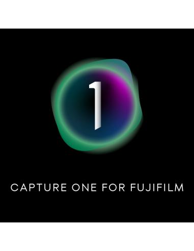 Capture One Pro 21 para FUJIFILM
