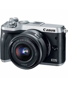 CANON EOS M6 + EF-M 15-45mm f/3.5-6.3 IS STM BLACK
