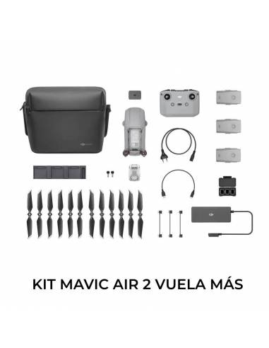 DJI MAVIC AIR 2 Pack Vuela Más