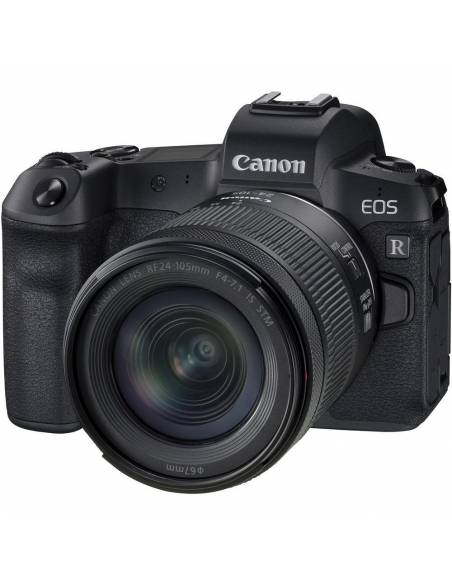 CANON  EOS R + RF 24-105mm STM IS F4-7.1