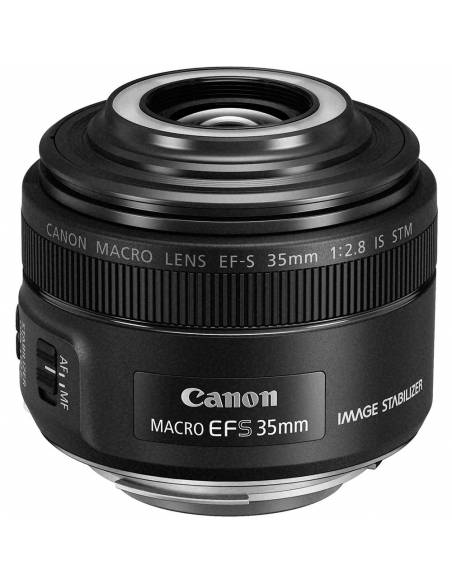 CANON 35mm f/2.8 Macro IS STM (EF-S)