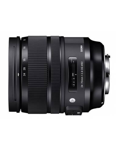 SIGMA 24-70mm F2.8 DG OS ART para NIKON