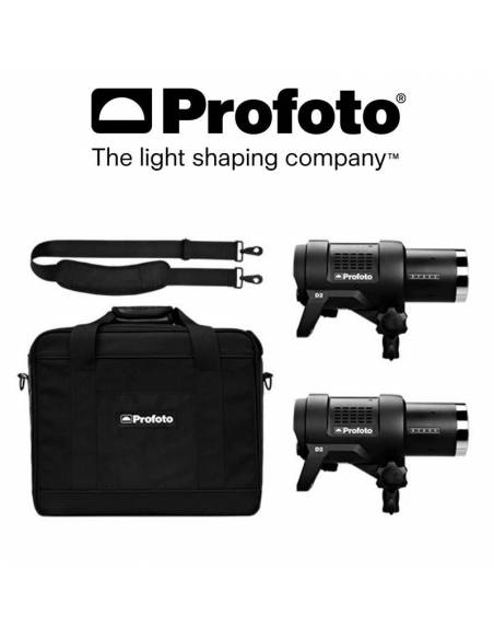 PROFOTO D2 Duo Kit 500/500 AirTTL