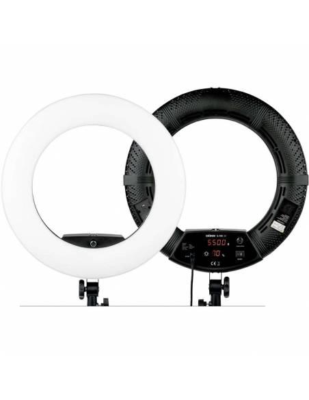 DÖRR Kit LED RING LIGHT Dörr SL-480 + Pie estudio D373462
