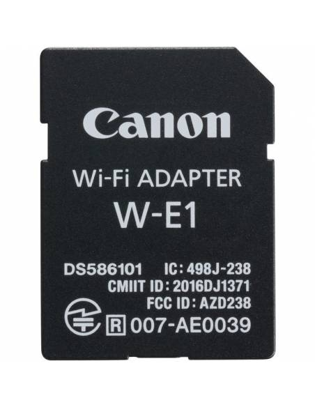 Sd CANON WE-1 Wifi