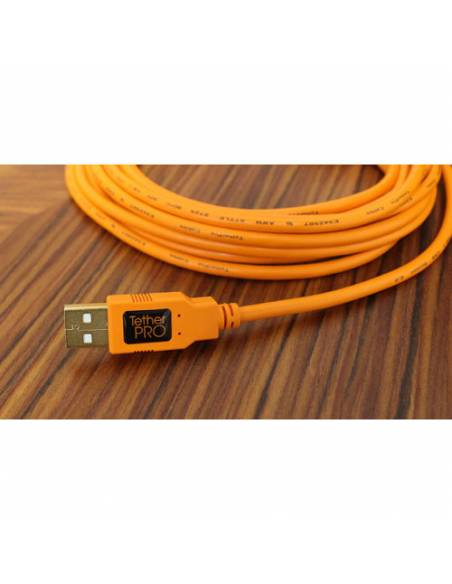 TETHER TOOLS USB 3.0 MALE TO MICRO B 15' CU5454