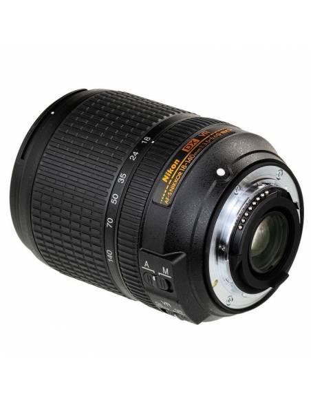 NIKON 18-140 F/3.5-5.6G ED VR AF-S DX (kit)