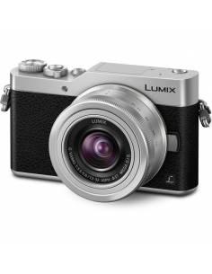 PANASONIC LUMIX GX800K + 12-32mm F3.5-5.6 OIS (Silver)