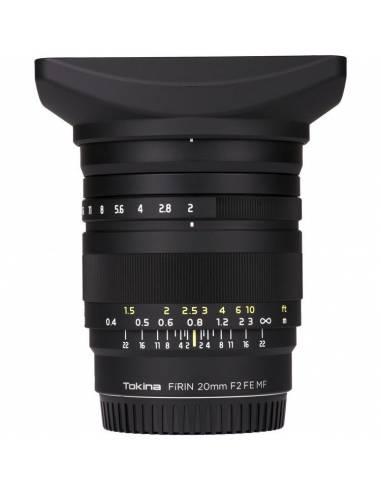 TOKINA 20mm f/2 FE FiRIN MF  (SONY)