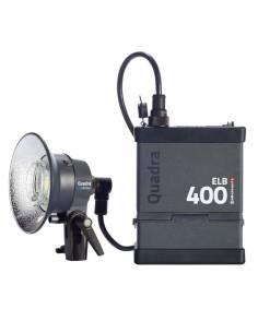 ELINCHROM ELB 400 Hi-Sync To Go Kit QUADRA
