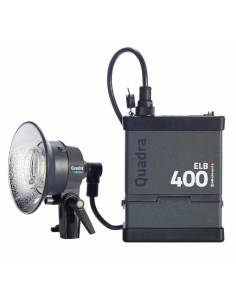 ELINCHROM Kit QUADRA ELB 400 Hi-Sync To Go + REGALO HS PLUS