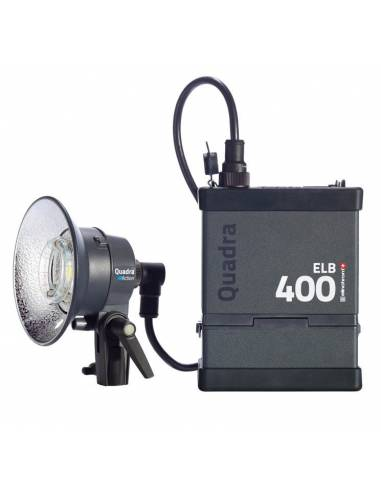 ELINCHROM Kit QUADRA ELB 400 Hi-Sync To Go