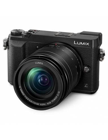 PANASONIC LUMIX DMC-GX80M +  Vario 12-60mm f/3.5-5.6 ASPH. POWER O.I.S. +FUNDA +SD16 GB
