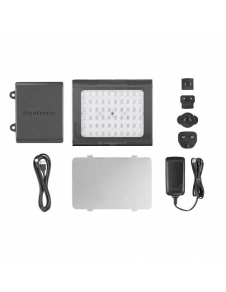 Manfrotto - LED LYKOS 2.0 2 IN 1 BICOLOR