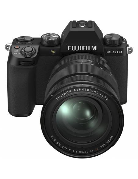 FUJIFILM X-S10 + XF16-80mm F4 **Reserva de producto**