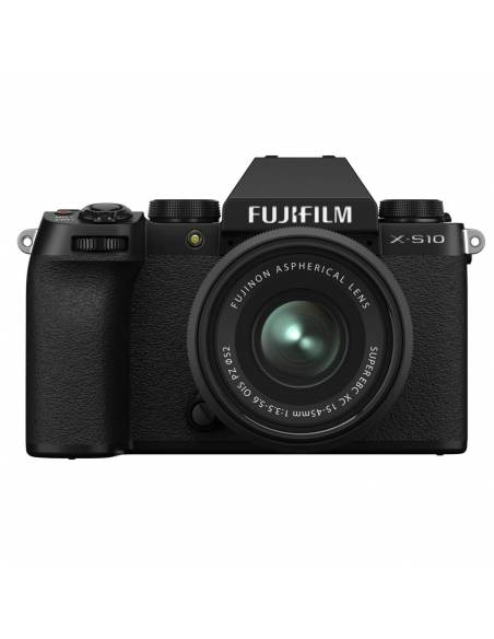 FUJIFILM X-S10 + XC15-45mm F3.5-5.6 **Reserva de producto**