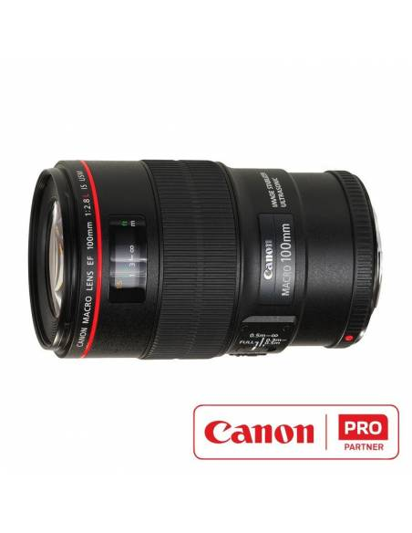 CANON 100mm f/2.8L Macro IS USM (EF)