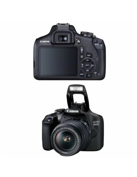 CANON EOS 2000D + 18-55mm IS II N.º 2728C003