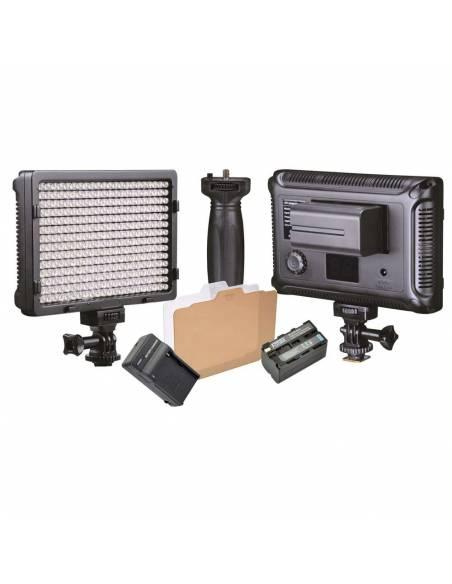 FOTIMA Panel LED FTL-308 + Bat. F750 + Cargador