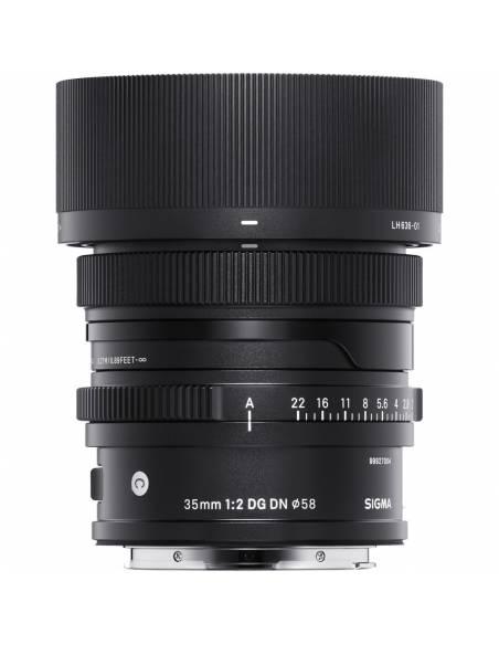 copy of SIGMA 35mm F/2 DG DN Contemporary (SONY E)