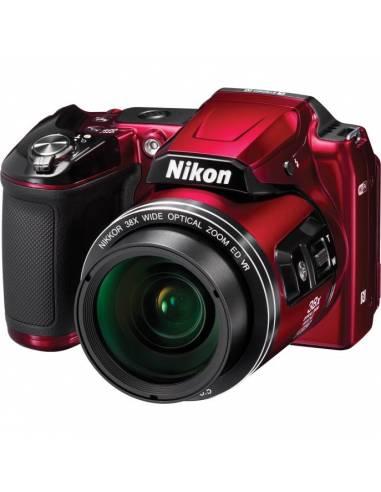 NIKON COOLPIX L840 + FUNDA + SD 4GB