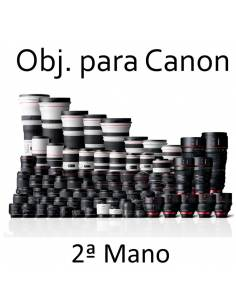 Canon 55-250mm IS F3.5-5.6 2ªMano ****