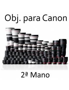 Canon 55-250mm IS F3.5-5.6 2ªMano ****