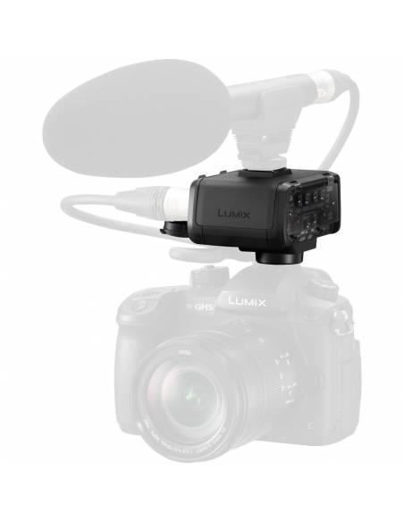 Panasonic Lumix Adaptador de micrófono DMW-XLR1