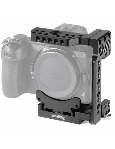 SmallRig Cage Nikon Z5/Z6/Z7/Z6 II/Z7 II Quick Realase Half CNN2262