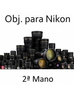 Nikkor 55-200mm VR F4.5-5.6 2ªMano ****