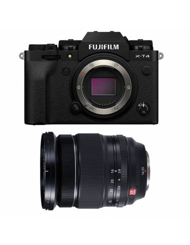 FUJIFILM X-T4 + XF16-55mm F2.8 KIT