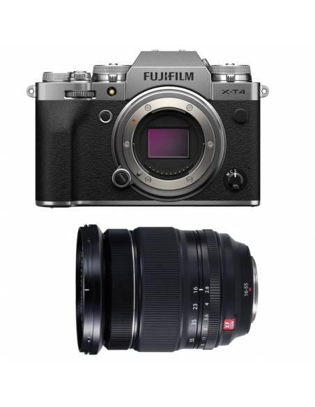 FUJIFILM X-T4 + XF 16-55mm F2.8 KIT