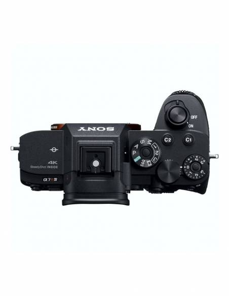SONY A7R IV (ILCE-7RM4) Cuerpo