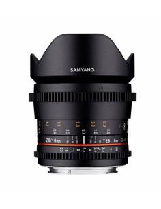 SAMYANG V-DSLR 16mm T2.2 (CANON)