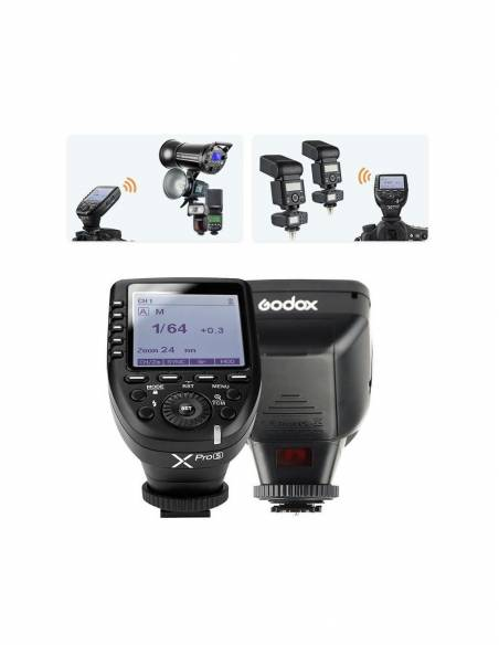 Godox Transmisor TTL XPRO-S para SONY