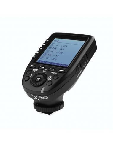 Godox Transmisor TTL XPRO-C para Canon