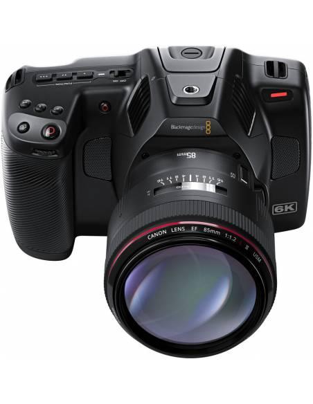 BLACKMAGIC Pocket Cinema Camera 6K PRO **Reserva de producto**